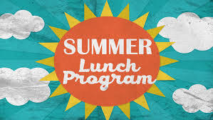 Summer Lunch Program Update
