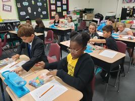 CIS Measuring Mass in Science with Mrs. Yates